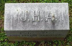 Dr John Hinton Armstrong