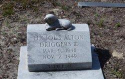 Lucious Alton Little Al Driggers, III