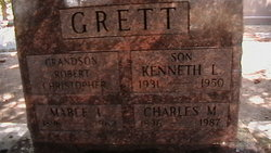 Charles McGill Grett