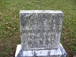 Alma V. Boling