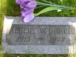Albert W. Baker