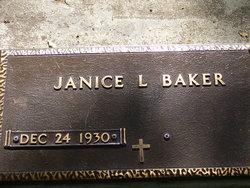 Janice L. Baker