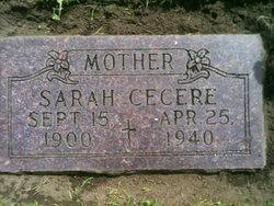 Sarah <i>Sarico</i> Cecere