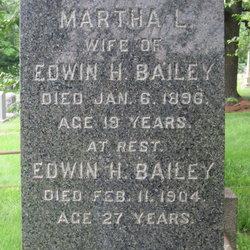 Martha L. <i>Shannon</i> Bailey