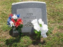 John Homesley