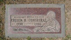 Cecilia <i>Howard</i> Contreras