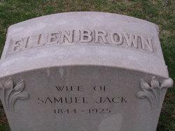 Ellen <i>Armstrong</i> Brown Jack