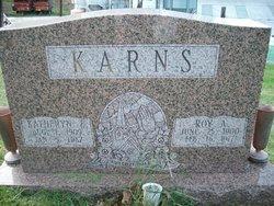 Roy Allen Buckskin Karns