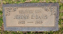 Jeremy Ethan Davis
