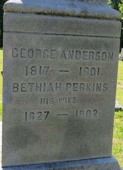 Bethiah <i>Perkins</i> Anderson