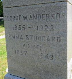 Emma <i>Stoddard</i> Anderson