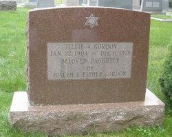 Tillie A. Gordon