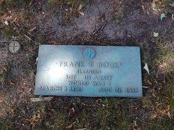 Frank T. Bock