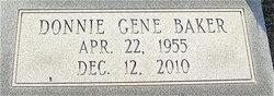 Donnie Gene Baker