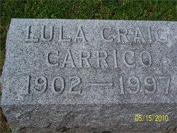 Lula Beryl <i>Craig</i> Carrico