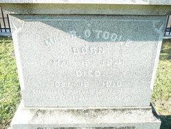 Mrs B O'Toole