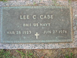 Lee Clarence Cabe