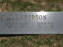 Catherine Miller Anderson