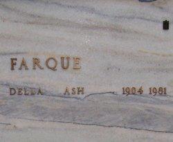 Della <i>Ash</i> Farque