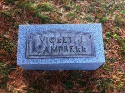 Violet Jane <i>Parks</i> Campbell