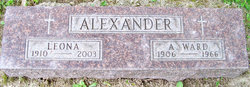 A. Ward Alexander