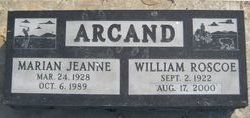 Marian Jeanne <i>Teeple</i> Arcand