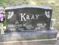 Gerhard H. Gabe Kray