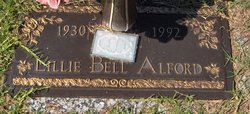 Lillie Bell Alford