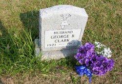 George B Clark
