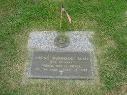 Oscar Durwood Bush