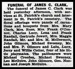 James Charles Charlie Clark