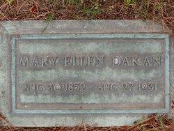 Mary Ellen <i>King</i> Dakan