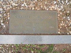 Charlie Donaldson