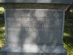 John Gregory McGuire