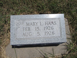 Mary L. Haas