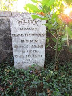 Olive Duncan