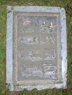 Stella W Ackley