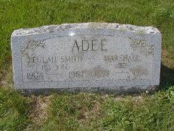 Beulah <i>Smith</i> Adee