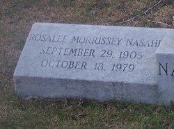 Rosalee <i>Morrissey</i> Nasahl