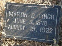 Martin D. Lynch