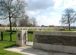 Dranoutre Military Cemetery
