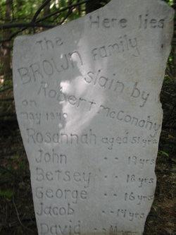 Brown Family Farm Cemetery