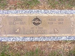 Ralph Sweetney Waldrop