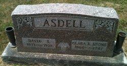 Clara E <i>Stone</i> Asdell