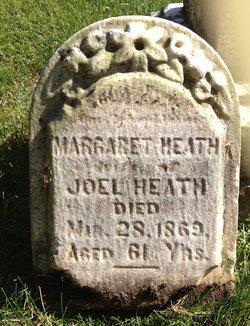 Margaret <i>Miller</i> Heath