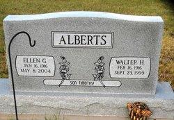 Ellen Gladys <i>Brown</i> Alberts