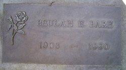 Beulah Elizabeth <i>Hall</i> Bare