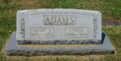 Henry S. Adams