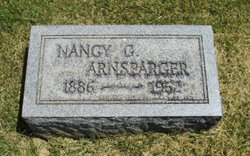 Nancy Gertrude <i>Garvey</i> Arnsparger