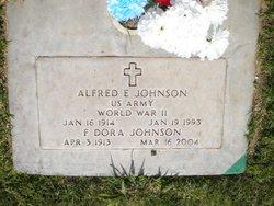 Frances Udora Dora <i>Lord</i> Johnson